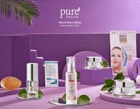 Pure Beauty I Creative & Art Direction