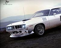Plymouth 1971 Cuda 426 Hemi
