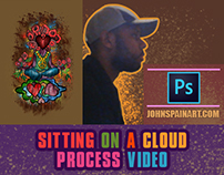 SITTING ON A CLOUD PROCESS VIDEO