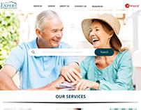 Web application | Redesign | Adobe Xd | EMA