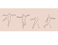 Rotoscope Dancer Animation