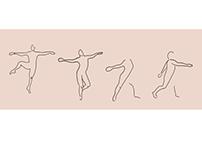 Rotoscope Dancer Animation