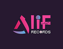 studio alif records logo