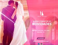 Facebook - Visual Noivas - Joinville/SC