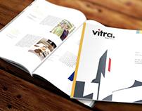 Vitra Design Museum Magazine (Silver ADDY Award Winner)