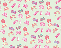 game controller pattern