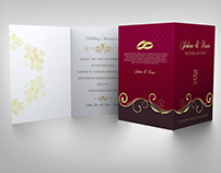 Wedding Invitation Card Template Vol.16