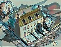 The Corner Cottages