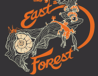 East Forest t-shirt