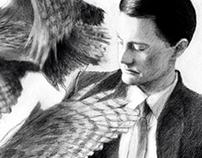 Twin Peaks Illustrations