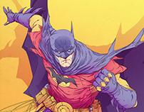 Batman de Zur-En-Arrh - Print/Poster