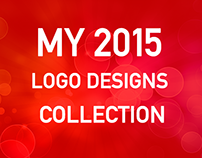 My 2015 Logo Designs Collections.
