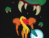 Samus Last fight - Metroid