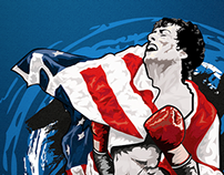 Rocky Balboa // Illustration