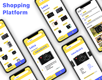 Mobile Shopping Platform