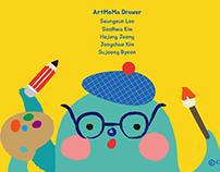 ARTMOMA_Brochure & Artbook Design