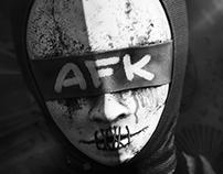 Dusky mask