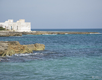 a Sunday walk to Savelletri in Puglia