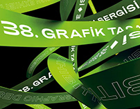 38th GMK Graphic Design Festival Identity
