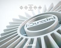 """iGuzzini - Conceptframes """"Black & White"""""""