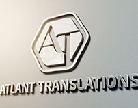 Logo for translator