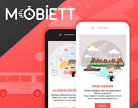 Mobiett - Official Transport App of İstanbul