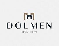 Dolmen Hotel Malta Re-branding