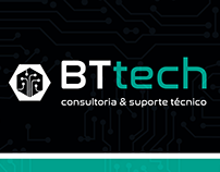 Logotipo - BT Tech