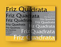 Friz Quadrata Booklet