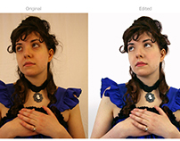 Photo Editing - Portraits
