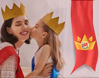 Día de la mujer - Burger King