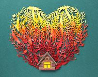 Home | Paper art