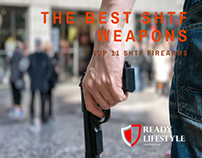 Best SHTF Weapons