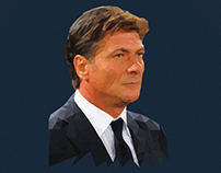 Watford FC - Walter Mazzarri Low Poly