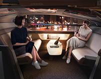 Volvo 360c Autonomous Drive Concept