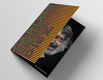 Bifold Brochure: Carlos Cruz Diez.