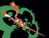Logo for Trebolsub (Spearfishing Club)