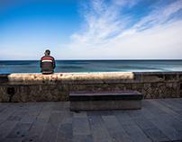 Along the Sea of Trapani