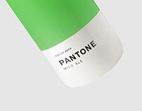 Pantone beer