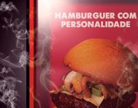 Studio Burger - Anúncio de Revista dos Bombeiros