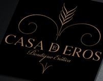 Casa de Eros | Print Design