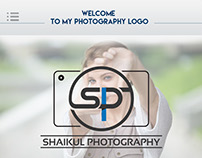 Photography logo, Page.