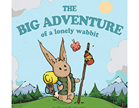 The Big Adventure of a Lonely Wabbit