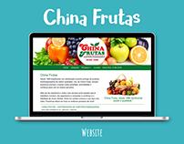 China Frutas   Website