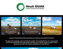 Hnutí DUHA campaign
