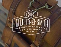 JJ Leathersmith Branding