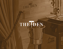 The Den - Visual Identity Design
