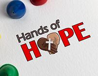 Hands of Hope Logo.