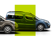 Showroom Citroën Berlingo