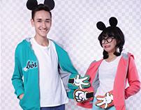 Bo Sua - FW 14/15 - Play Series - Mickey